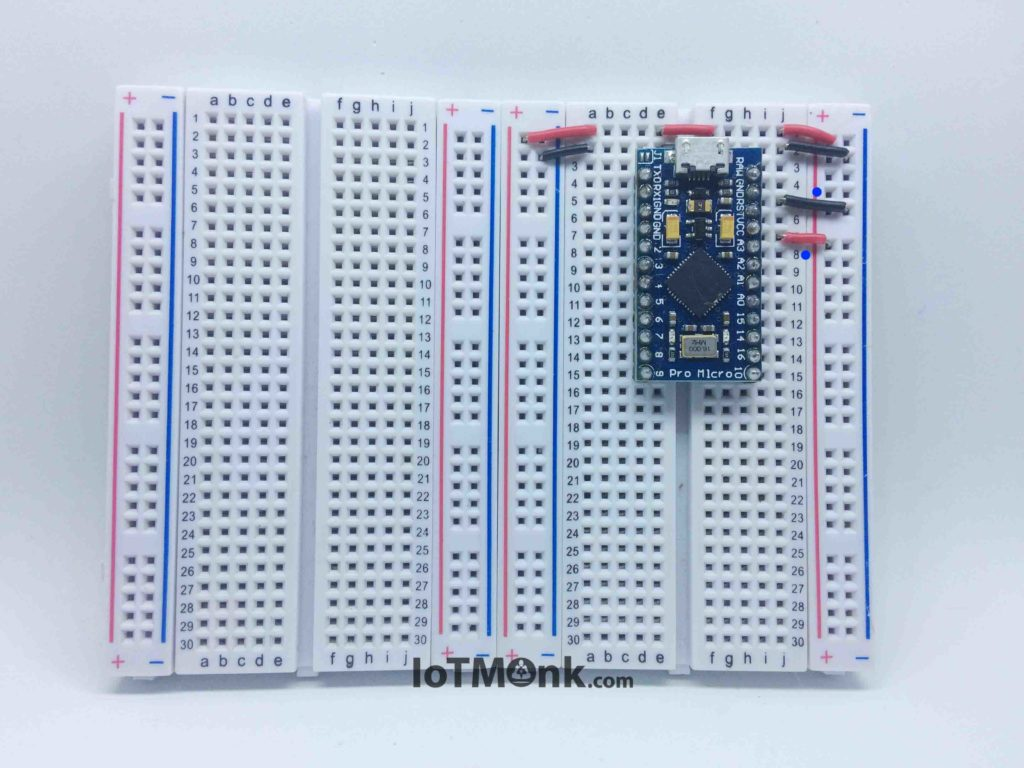 Wiring up Arduino Leonardo Pro Micro With 128X64 OLED Display on